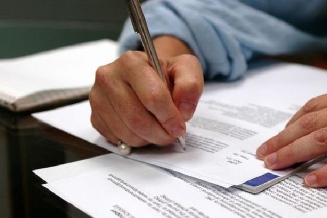 Необходимые документы для подачи на регистрацию недвижимости