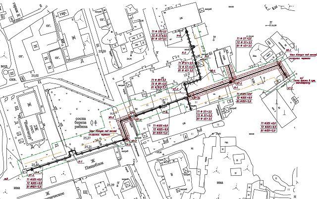 План застройки участка