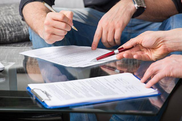Подписание документов на собственность
