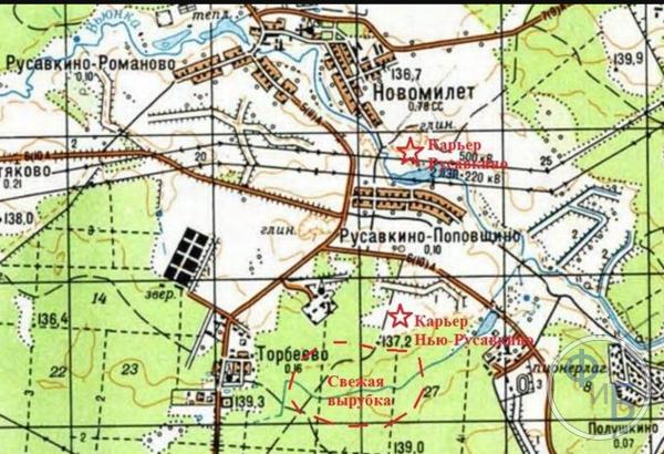 Как на топографической карте прочитать рельеф