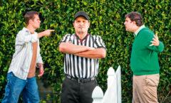 Решение конфликта с соседом