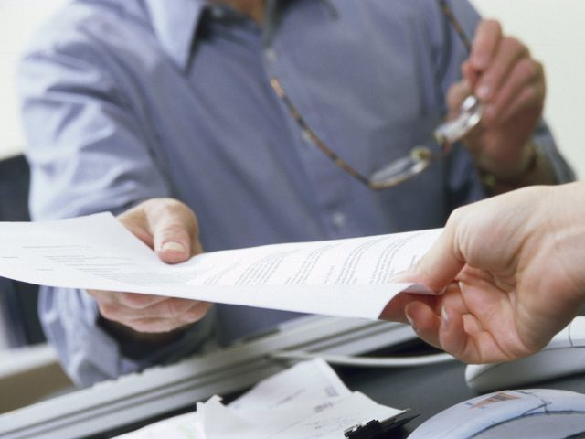 Подача заявления на кадастровый паспорт