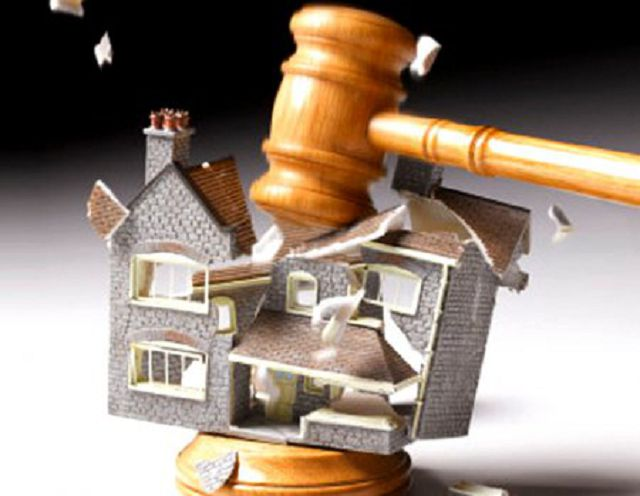 Судебное решение по сносу дома