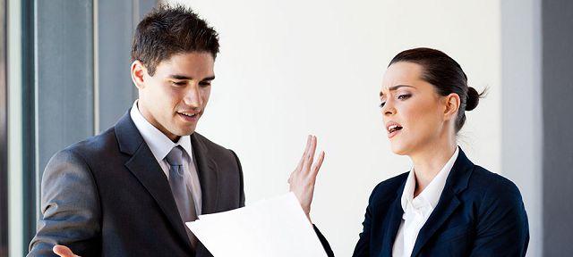 Спор по документам