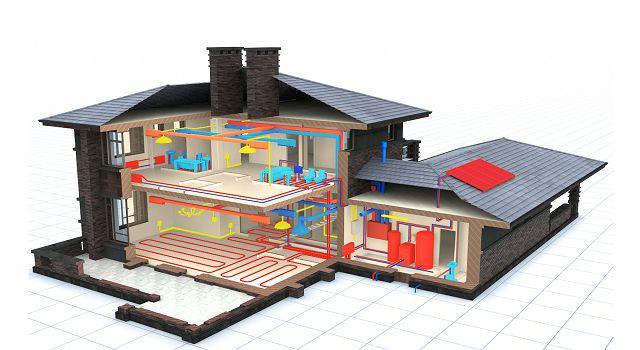 Нормы строительства дома