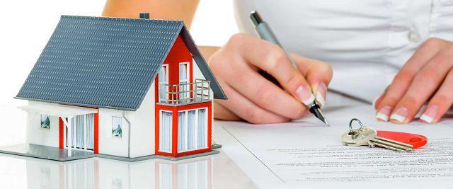 Подписание свидетельства о собственности