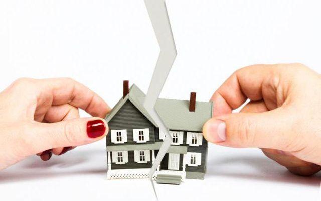 раздел дома супругов, который куплен по ипотеке это