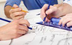 Разработка чертежей для строительства