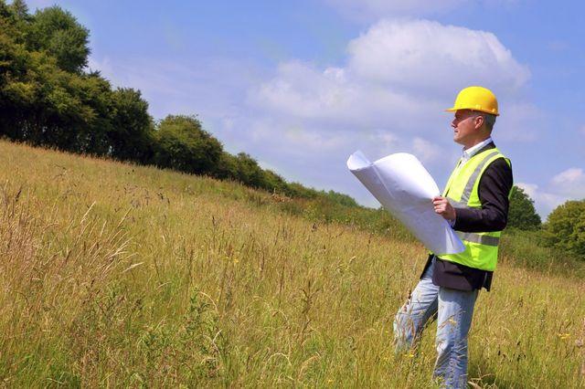 Оценка земли на месте