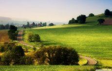 Дорога через долину