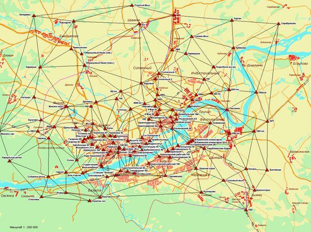 Геодезические сети