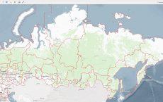 Публичная кадастровая карта России